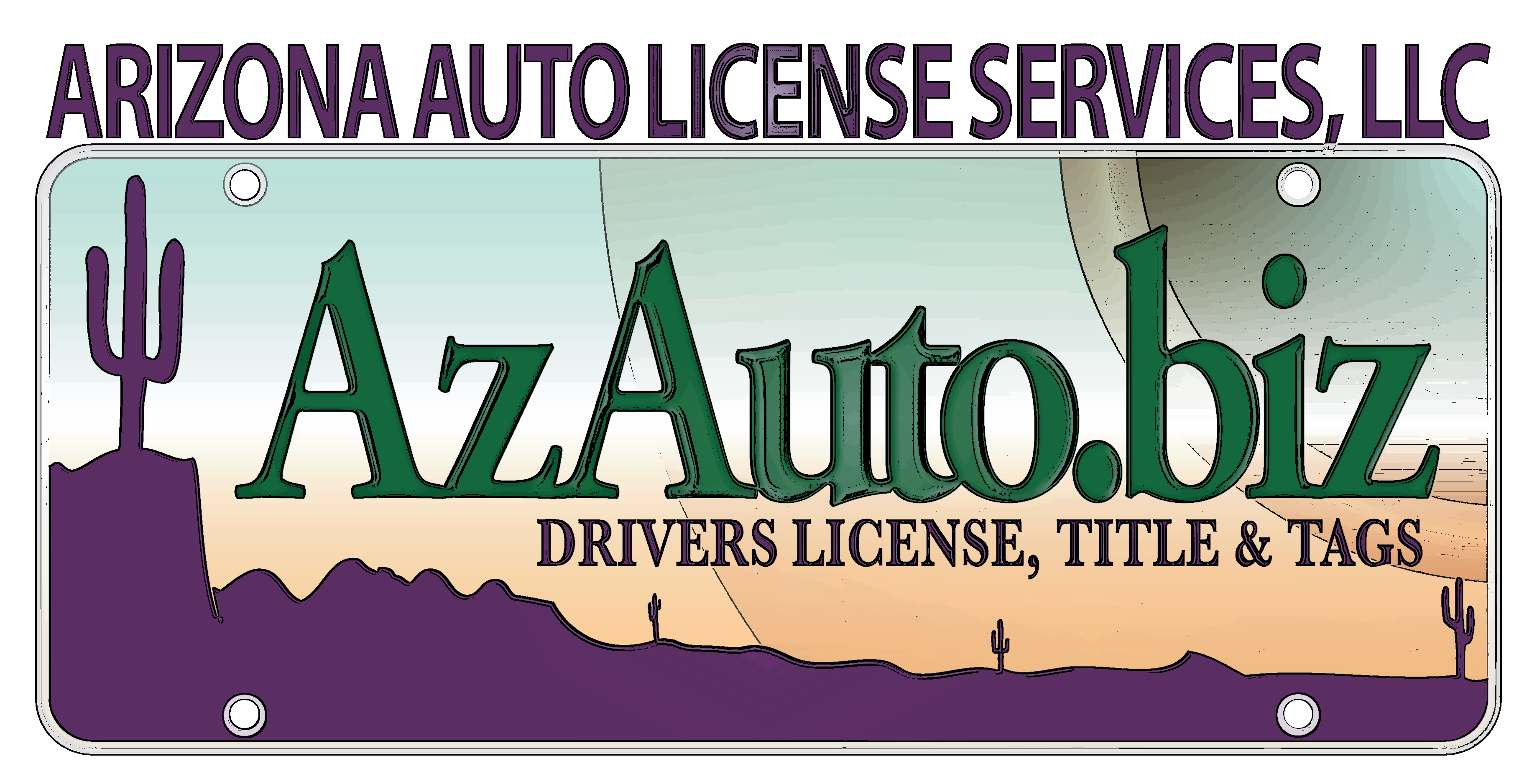 Local Motor Vehicle Services Arizona Auto License Services