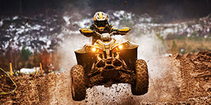 OHV (Off Road Vehicles)
